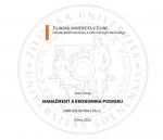 CD - Manažment a ekonomika podniku